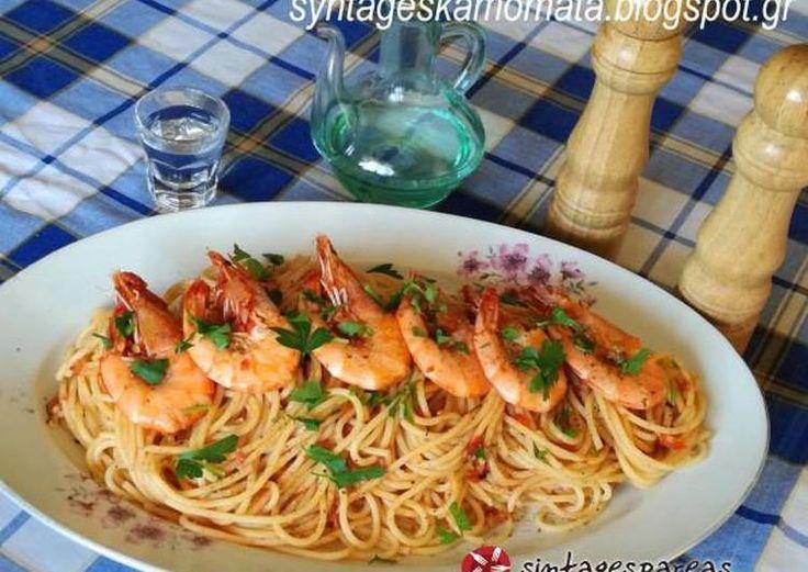 Γαριδομακαρονάδα #cookpadgreece