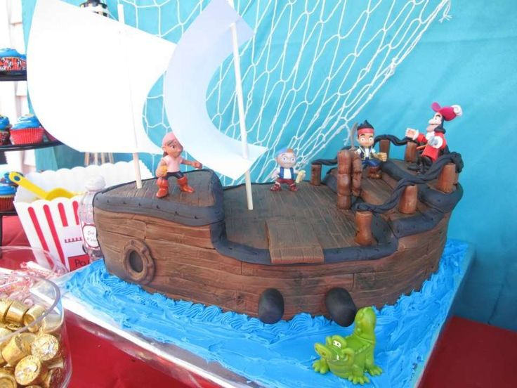 Aiden's Pirate Adventure | CatchMyParty.com