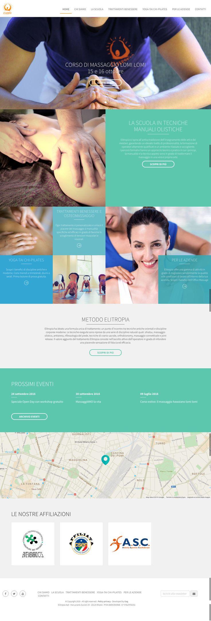 Elitropia propone la prima Scuola del Massaggio: un percorso formativo integrato, completo e diretto per chi desidera imparare e diventare un massaggiatore.