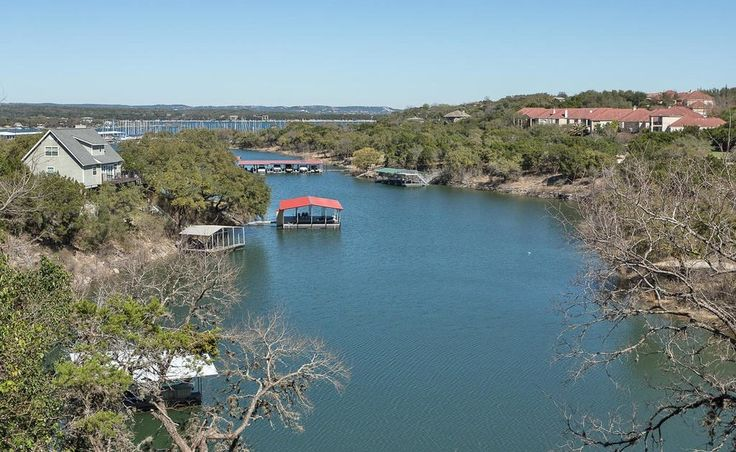 JUST LISTED! MLS# 1951572 – 16310 Clara Van St, Austin, TX 78734 - Secluded 1.34 acre lakefront home-panoramic Lake Traviss views! $550,000 #lakehouse #lakefront #realestate #LakeTravis #lakeliving