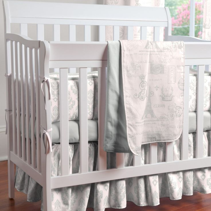 Best Baby Girl Crib Bedding Sets Images On Pinterest Baby - Baby girl zebra crib bedding sets