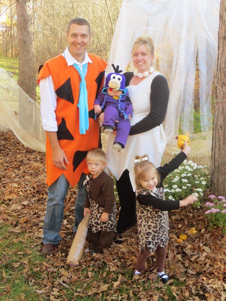 Best 20+ Flintstones family costumes ideas on Pinterest | Pebbles ...