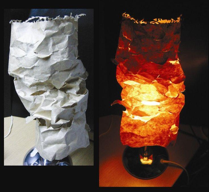 Experimental lamps