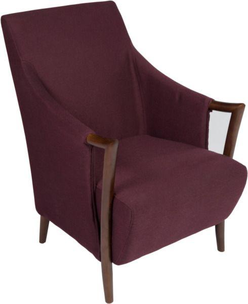 Метки: Кресла для дома, Кресла с высокой спинкой, Кресла с деревянными подлокотниками, Кресло для отдыха.              Материал: Ткань, Дерево.              Бренд: MHLIVING.              Стили: Классика и неоклассика, Лофт.              Цвета: Фиолетовый.