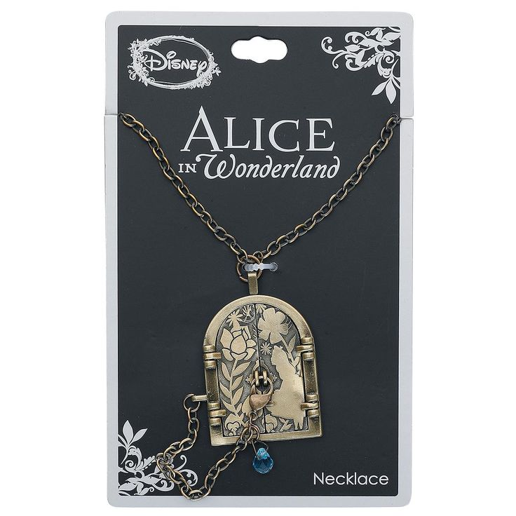 """Alice im Wunderland Halskette """"Türschloss"""" • online kaufen • EMP"""