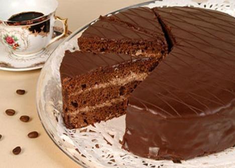 Рецепты тортов на детские день рожденья