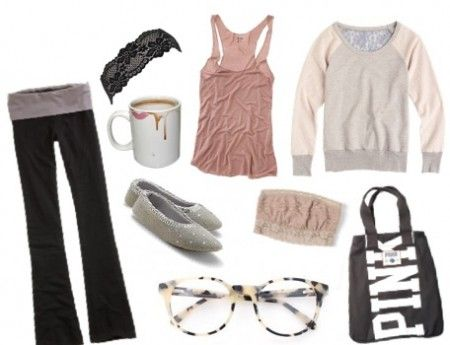 Cute OutfitsCute Lazy Day Outfits With Yoga Pants