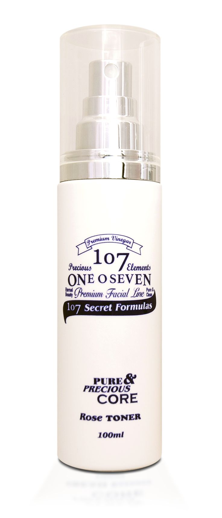 107 Oneoseven Rose Toner