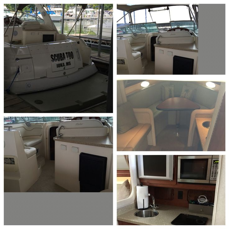 2006 Rinker Fiesta Vee 300 boat for sale... Please call or text for more info. 317.531.0545 located in Bloomington, IN
