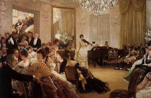 Victorian etiquette and bad manners. Rules for men, women, and children. For etiquette night.
