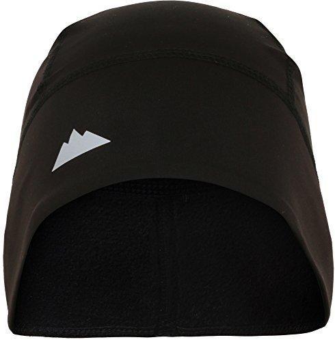 Skull Cap / Helmet Liner / Running Beanie - Ultimate Thermal Retention and Performance Moisture Wicking. Fits under Helmets