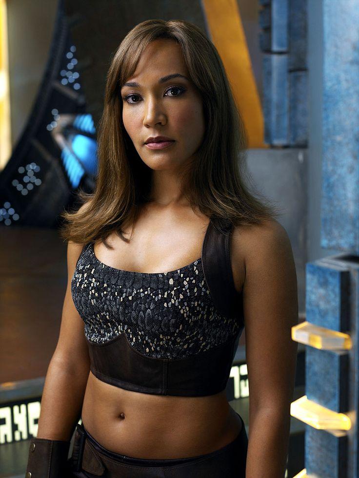 Teyla Emmagon ( Rachel Luttrell ) Stargate Atlantis