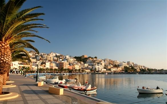 If you have to choose one island to visit in Greece, it's easy to make a case for Crete. Its diverse landscape features everything from anicent ruins to gorgeous beaches, and you can spend a day doing anything from shopping in Agios Nikolaos to hiking the Samaria Gorge.