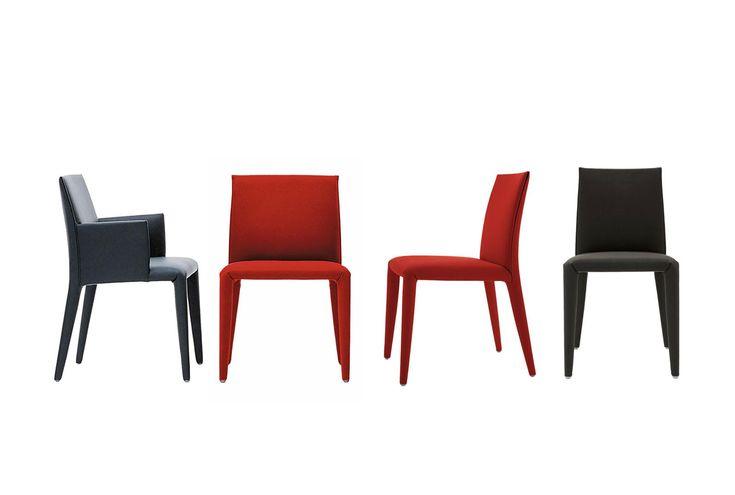 Chair: VOL AU VENT - Collection: B&B Italia - Design: Mario Bellini