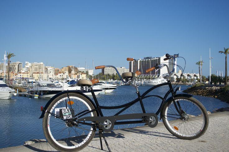 Tandem #bikeawish #rental #lisbon #vilamoura #ebike  www.bikeawish.com
