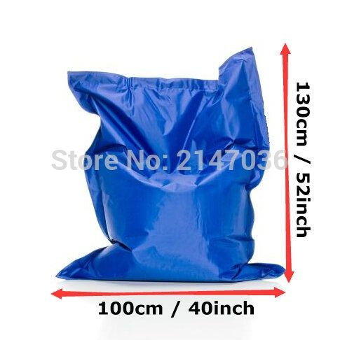 50.00$  Watch now - http://ali1he.shopchina.info/go.php?t=32805930325 - high quality EXTRA LARGE bean bag lounge chair, Giant beanbag sofa cushion 50.00$ #bestbuy