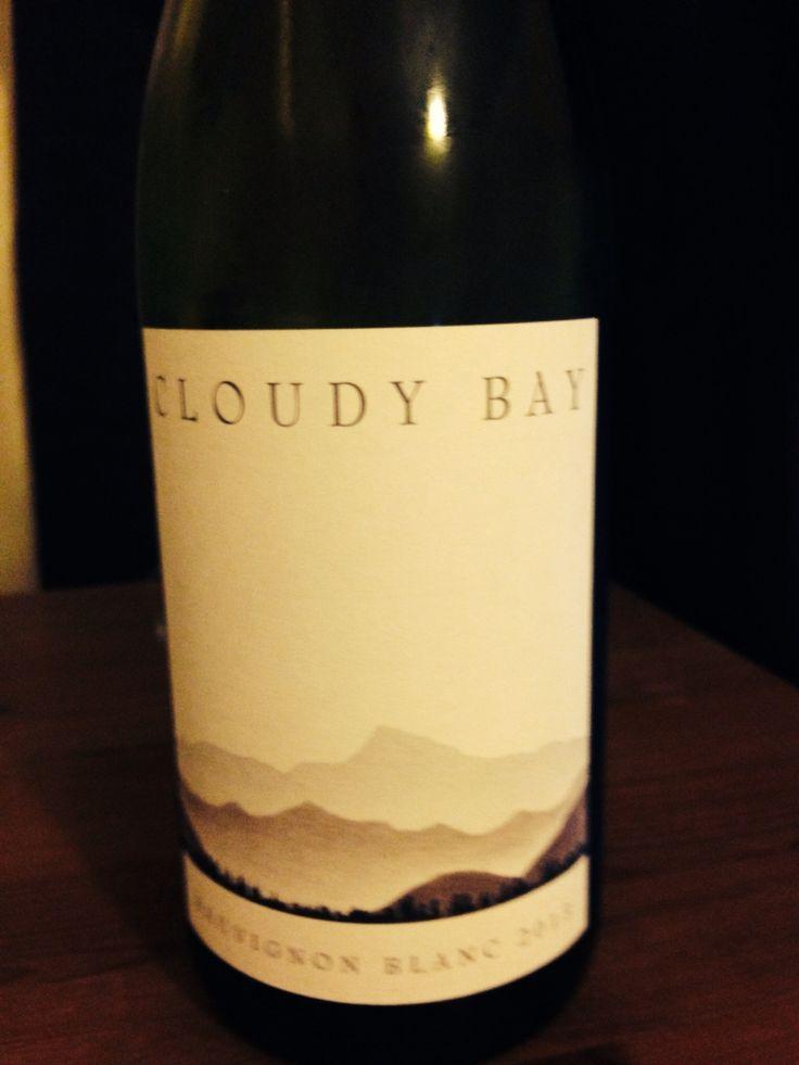 Cloudy Bay Sauvi