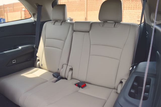 honda pilot car seat protector
