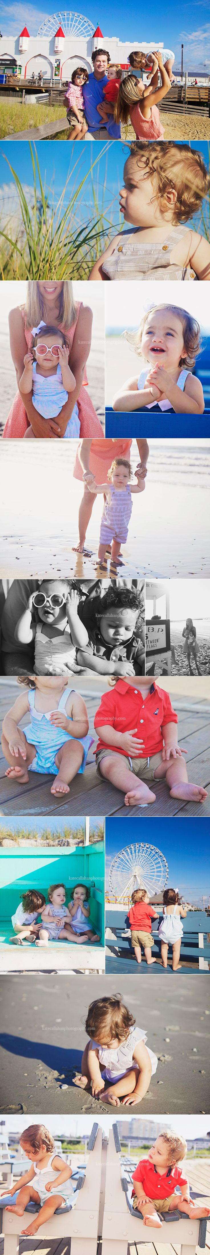beach babies! — Ocean City, NJ family photographer | Hudson Valley, NY child, family, newborn, senior photographer -- Kate Callahan Photography -- also serving, NYC, DE, MD, NJ, PA
