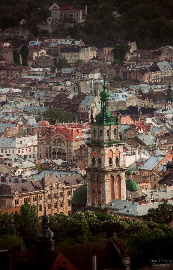 Lviv by Irina Yuzkova (Ukraine)