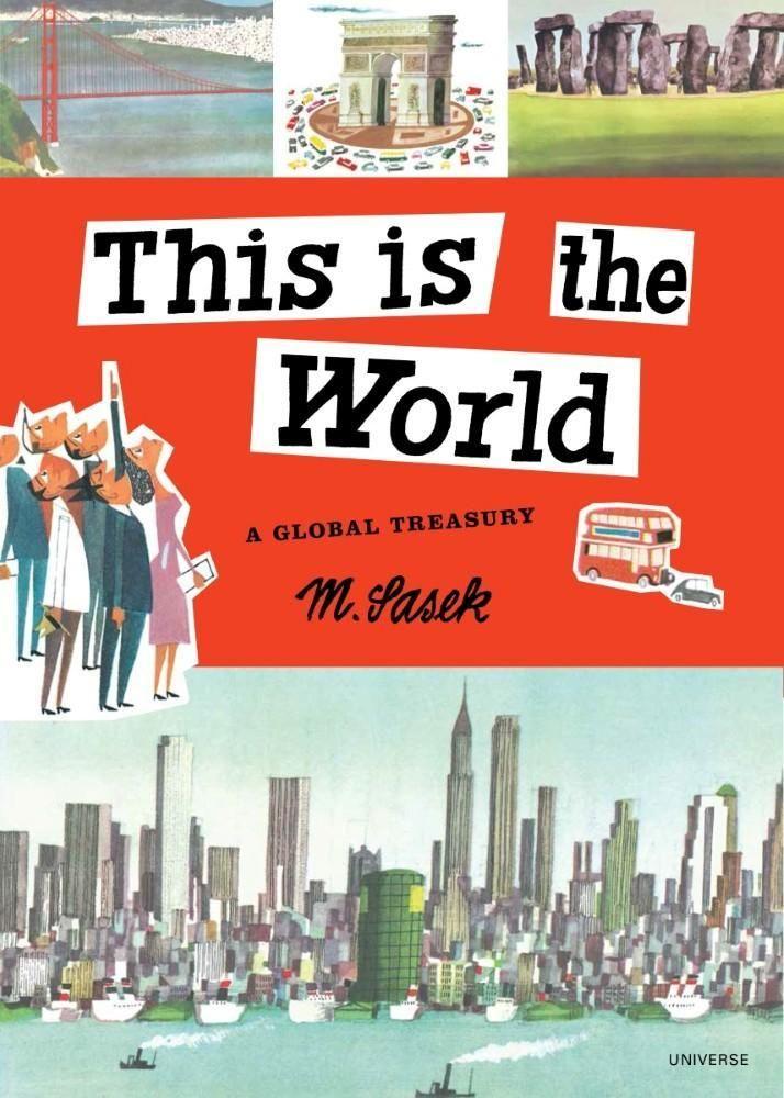 This is the world (Children's book) - Miroslav Sasek