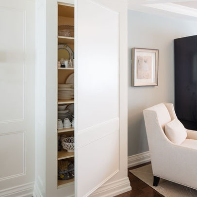 Living Room hidden storage Design Ideas, Pictures, Remodel and Decor