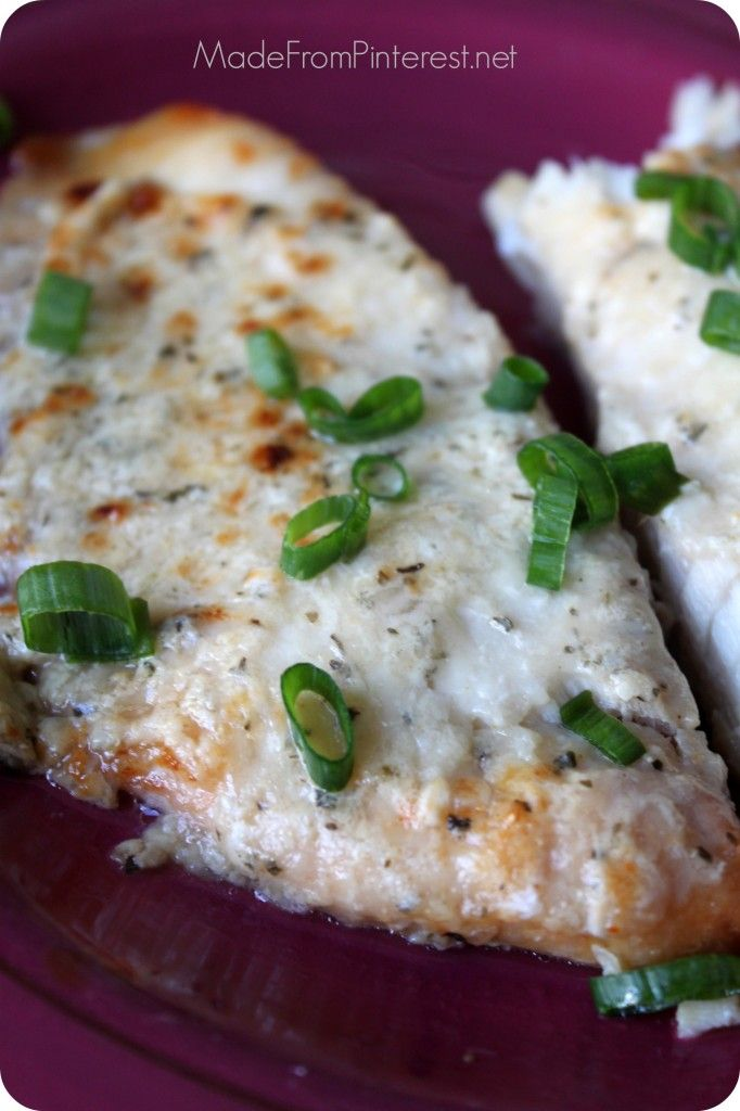 Healthy never looked so good. Baked Parmesan Tilapia was easy to make, quick to cook, and full of flavor. Hubby said it was a definite make again meal.