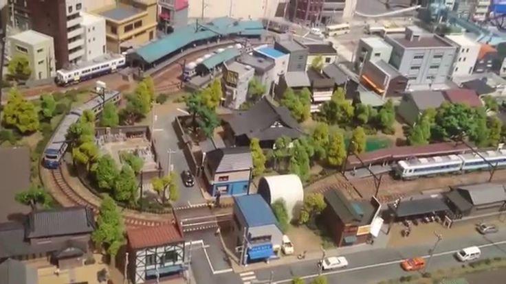 【Nゲージ】横浜鉄道模型フェスタ
