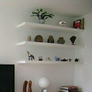 Rak / ambalan dinding minimalis murah