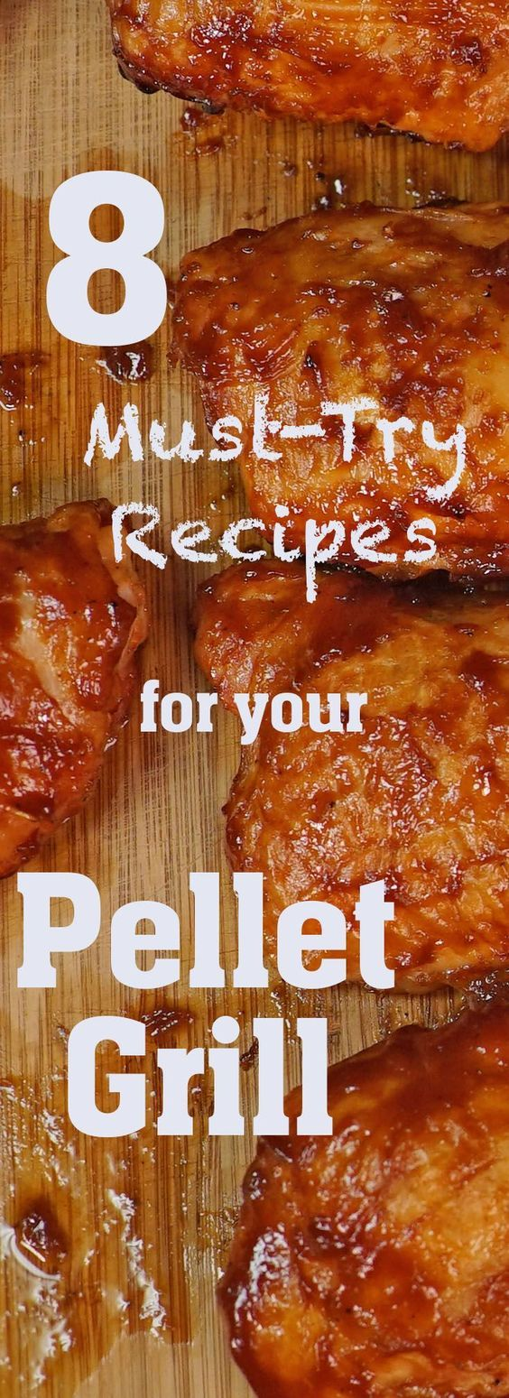 You haven't experienced these foods for real until you've cooked them on a pellet grill. Chicken, bacon, pie...see what you're missing out on. Try one of these recipes this weekend on the back patio. http://www.campchef.com/blog/what-can-you-cook-on-a-pellet-grill/