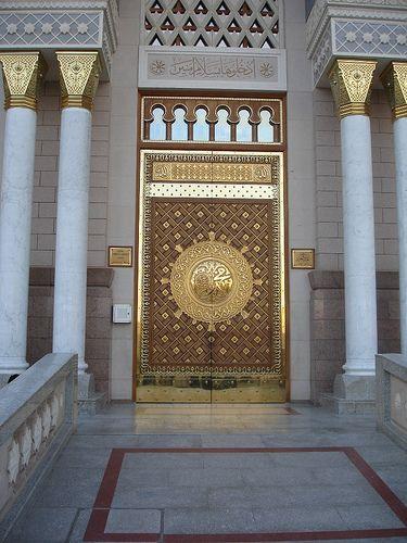 The Prophet's (PBUH) Mosque - Al-Madinah Al-Monawwarah by leppardize, via Flickr