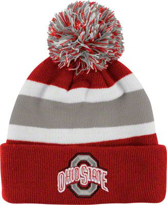 Ohio State Buckeyes Hat (from NCAA football site)