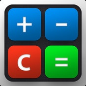 Calc HD - The Original Giant Calculator  By Twelve Pin