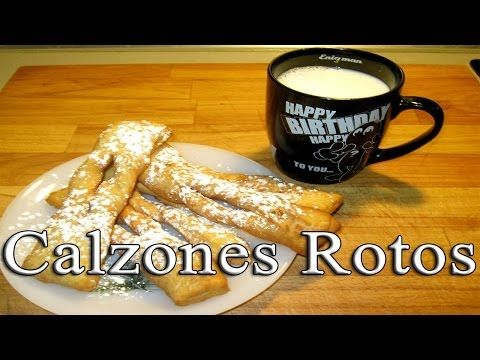 Alfajores Chilenitos | Recetas típicas de Chile - YouTube