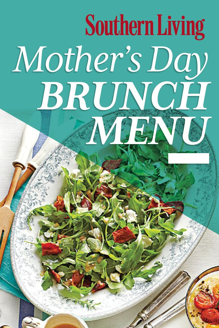 A Mother's Day Brunch Menu: Nashville gentleman and cookbook author Matt Moore celebrates Mother's Day with an easy-does-it menu.