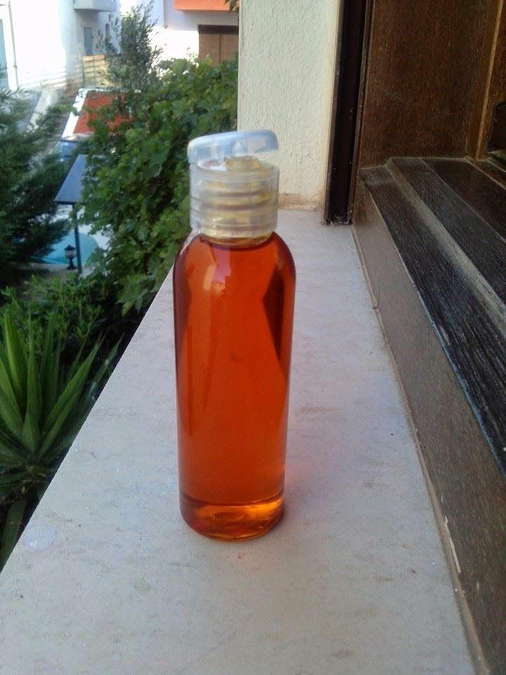 Αντηλιακο λαδι με φυσικα λαδια προστασιας:  Σησαμέλαιο με καλέντουλα SPF4-10: 50 γρ  Λάδι καρύδας SPF 10:20 γρ  Βούτυρο καριτέ SPF 6:10γ...
