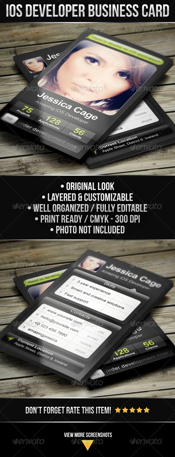 Old Fashioned Business Cards App For Iphone Festooning - Business ...