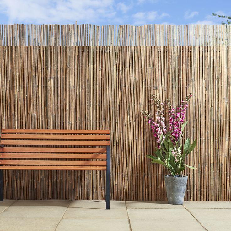 Wilko Screening Bamboo Slat 4mX2m...£18