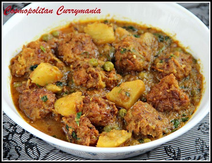 Cabbage Koftas by Purabi 2
