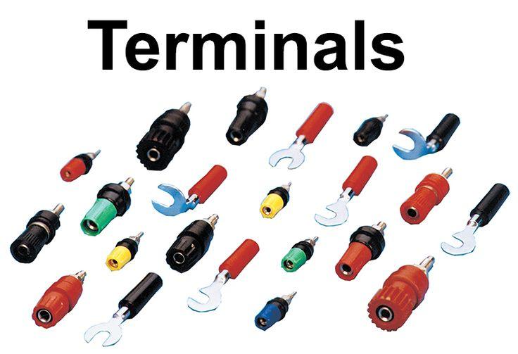 Binding Post & Spade Terminals #Terminals #BindingPostTerminals #SpadeTerminals #GaurangEnclosures Mfg: www.gaurang.com