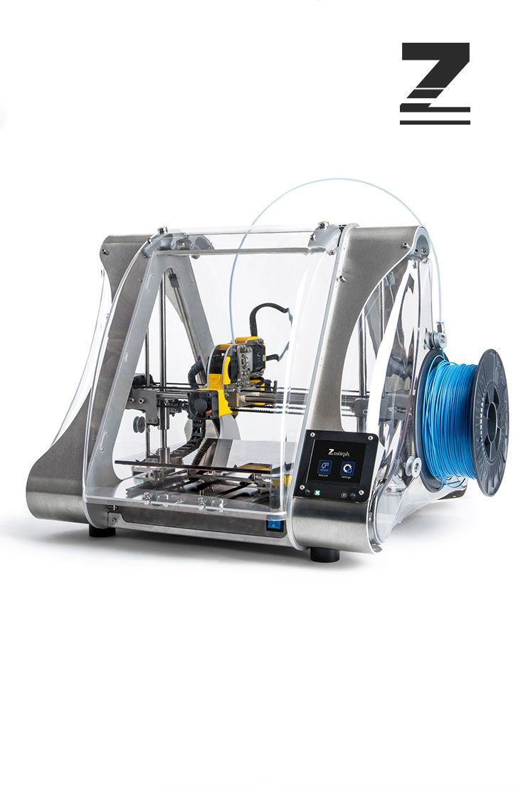 ZMorph 2.0 SX features an expansion slot on the X carriage with a magnet mounting system. This unique concept allows connecting add-ons for special jobs in no-time. So if you need more cooling power, you just click in an additional fan - simple as that.