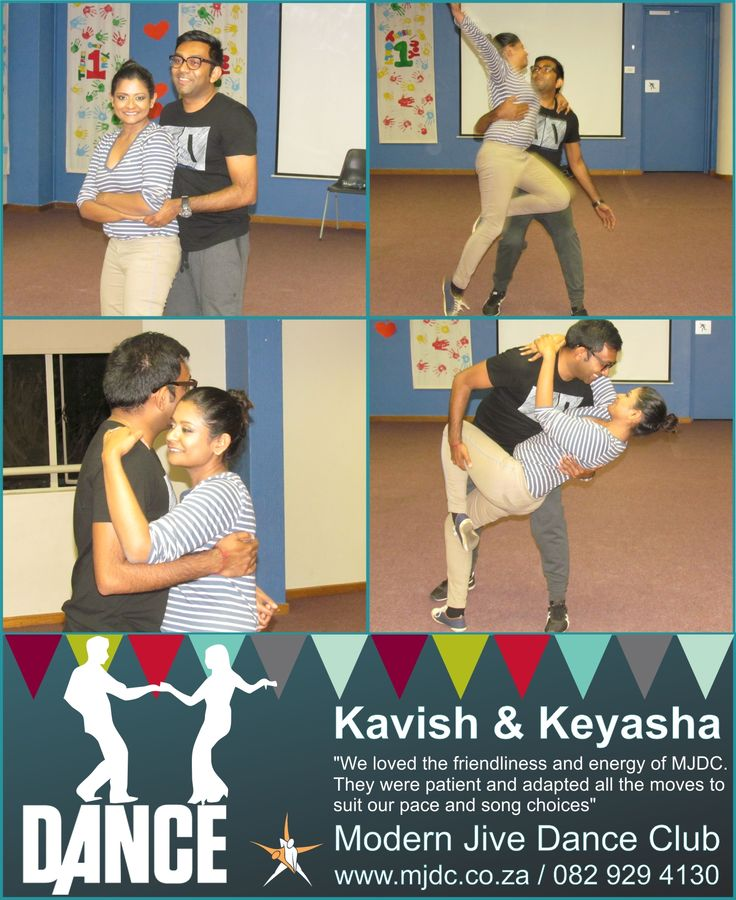Congratulations Kavish & Keyasha