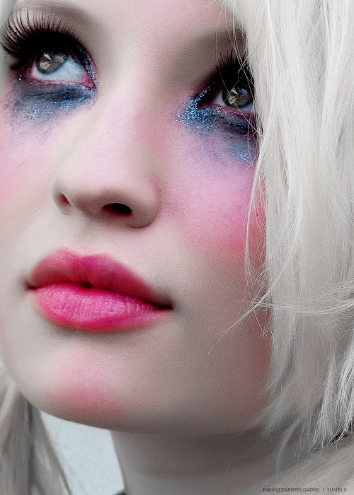 'Sucker Punch' - Baby Doll's makeup