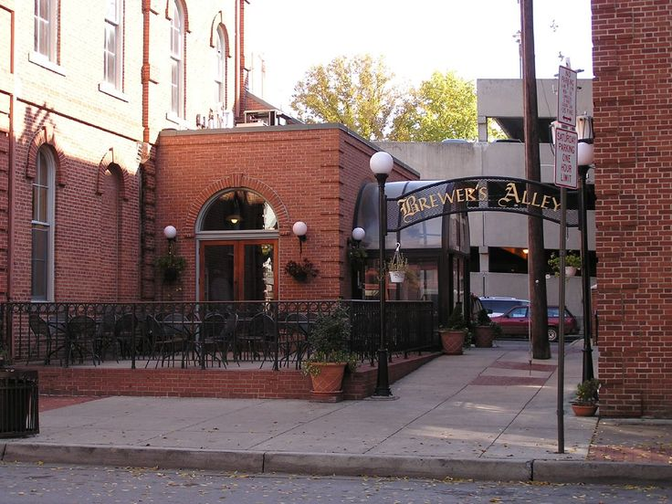 Brewer's Alley Restaurant and Breweryl Frederick, Maryland