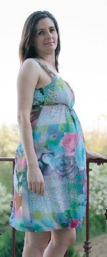 Flori Dress - www.joliemaman.ro