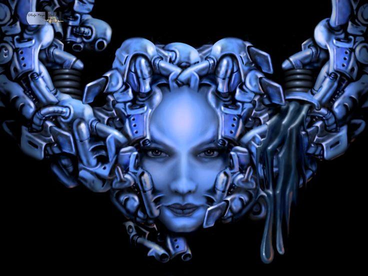 Machine Head by Diarment