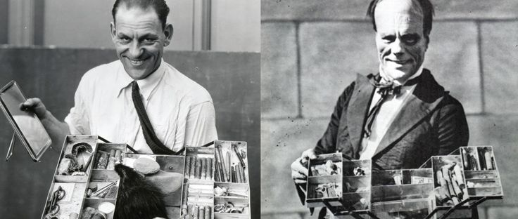 Classic Hollywood Stars who did their own Makeup for Films http://violentmaiden.com/classic-hollywood-stars-makeup-films/