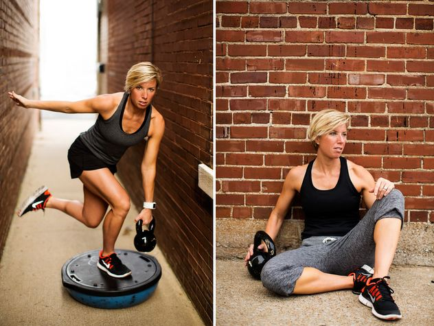 Carrie Underwood's personal trainer: Erin Oprea's At-Home ...