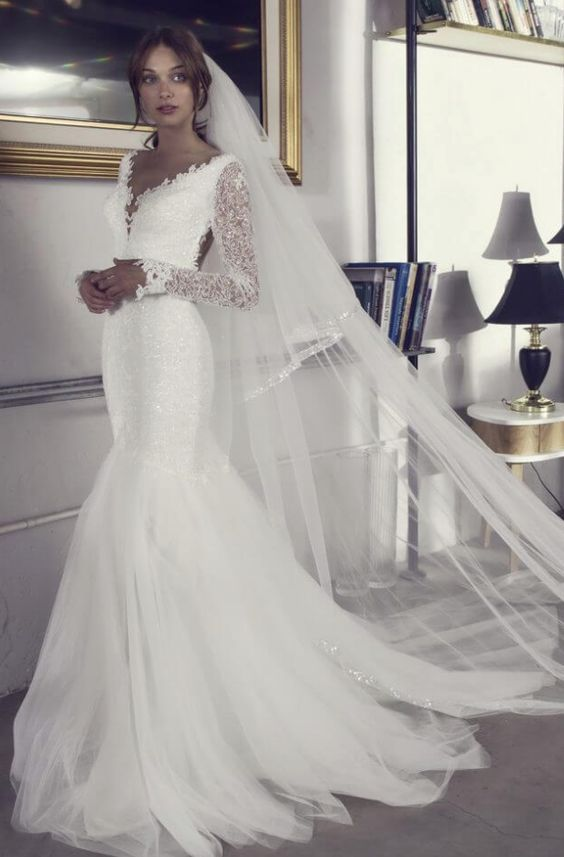 Featured Dress: Noya Bridal; Wedding dress idea.