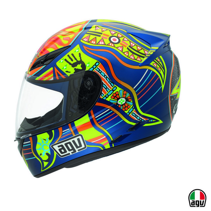 AGV K-3 - 5 Continents